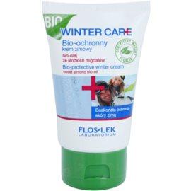 FlosLek Laboratorium Winter Care Bio-ochronny krem zimowy z olejkiem migdałowym  50 ml