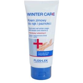FlosLek Laboratorium Winter Care creme de proteção contra o inverno para mãos e unhas  100 ml
