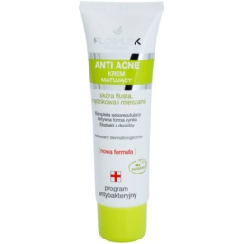 FlosLek Pharma Anti Acne mattosító krém a bőrhibákra  50 ml
