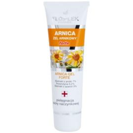 FlosLek Pharma Arnica Forte успокояващ гел за лице, склонно към зачервяване  50 мл.