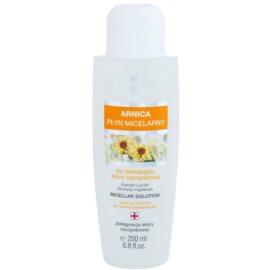FlosLek Pharma Arnica micelární čisticí voda na obličej a oči  200 ml