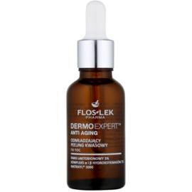 FlosLek Pharma DermoExpert Acid Peel омолоджуючий нічний догляд-ексфоліант  30 мл