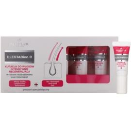 FlosLek Pharma ElestaBion R intensywnie regenerująca kuracja do włosów   10 x 6 ml