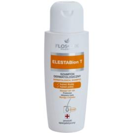 FlosLek Pharma ElestaBion T dermatologisches Shampoo gegen fettige Schuppen  150 ml