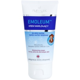 FlosLek Pharma Emoleum hydratační krém na obličej a tělo  75 ml