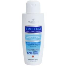 FlosLek Pharma Emoleum olej do kúpeľa pre obnovu kožnej bariéry  200 ml