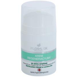 FlosLek Pharma Hypoallergic Line regenerační krém pro citlivou pleť  50 ml