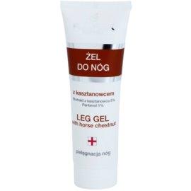 FlosLek Pharma Leg Care Horse Chestnut gél na nohy proti opuchom  50 ml