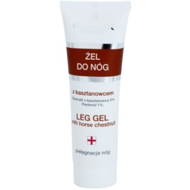 FlosLek Pharma Leg Care Horse Chestnut gel na nohy proti otokům  50 ml