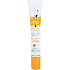 FlosLek Pharma White & Beauty lokální péče proti pigmentovým skvrnám  20 ml