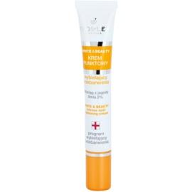 FlosLek Pharma White & Beauty Lokalpflege gegen Pigmentflecken  20 ml
