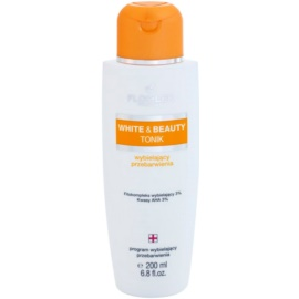 FlosLek Pharma White & Beauty Tonikum mit bleichender Wirkung  200 ml