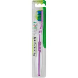Fluocaril Complete cepillo de dientes medio Violet