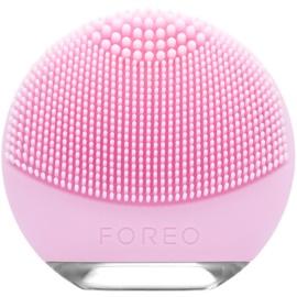 FOREO Luna™ Go szczoteczka do oczyszczania twarzy opakowanie podróżne skóra normalna