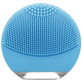 FOREO Luna™ Go szczoteczka do oczyszczania twarzy opakowanie podróżne mieszana skóra