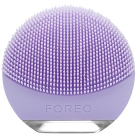 FOREO Luna™ Go szczoteczka do oczyszczania twarzy opakowanie podróżne wrażliwa skóra