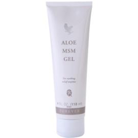 Forever Living Body Aloe MSM Gel für schmerzende Muskeln und Gelenke  118 ml