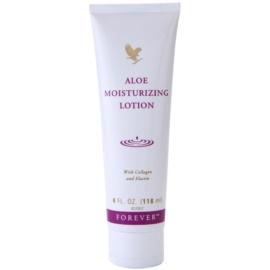 Forever Living Body feuchtigkeitsspendende Milch für Wangen, Hände und Körper mit Aloe Vera  118 ml