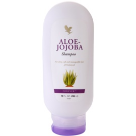 Forever Living Hair šampon pro lesklé vlasy s aloe a jojobou  296 ml