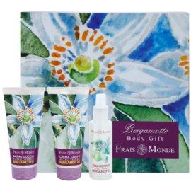 Frais Monde Body Gift Bergamot kosmetická sada I.