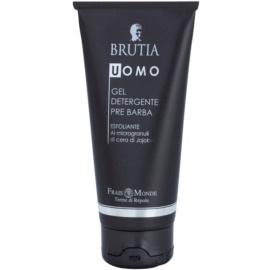 Frais Monde Terme di Répole Brutia Men Pre-Shaving Reinigungsgel mit Peelingeffekt  100 ml