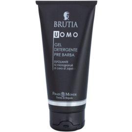 Frais Monde Terme di Répole Brutia Men borotválkozás előtti tisztító gél peeling hatással  100 ml