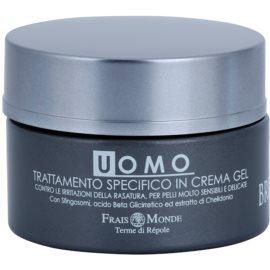 Frais Monde Terme di Répole Brutia Men pomirjajoča krema gel za po britju  50 ml
