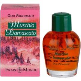 Frais Monde Damask Musk parfémovaný olej pre ženy 12 ml
