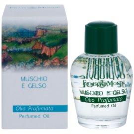 Frais Monde Musk And Mulberry parfémovaný olej pro ženy 12 ml