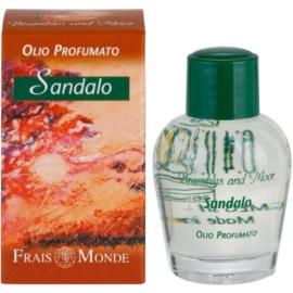 Frais Monde Sandalwood óleo perfumado para mulheres 12 ml