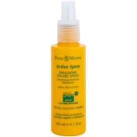 Frais Monde Sun Protective Sunscreen in Spray SPF 50+  125 ml