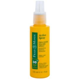 Frais Monde Sun Sonnenmilch im Spray SPF 30  125 ml