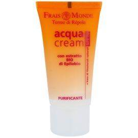 Frais Monde Terme di Répole Aqua creme diário para pele oleosa SPF 10   50 ml