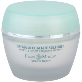 Frais Monde Terme di Répole Purifying Hautcreme für fettige Haut mit Neigung zu Akne  50 ml