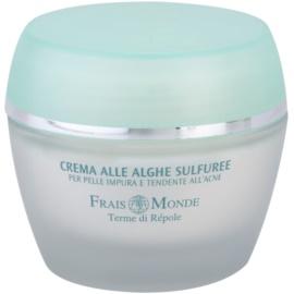 Frais Monde Terme di Répole Purifying crema pentru ten  pentru tenul gras, predispus la acnee  50 ml