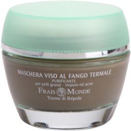 Frais Monde Terme di Répole Purifying Reinigungsmaske für fettige Haut mit Neigung zu Akne  50 ml