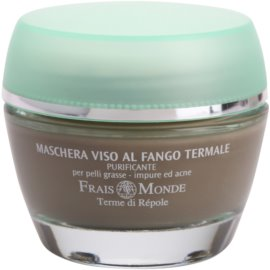 Frais Monde Terme di Répole Purifying čistilna maska za mastno k aknam nagnjeno kožo  50 ml