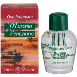 Frais Monde Venetian Musk parfümiertes Öl für Damen 12 ml