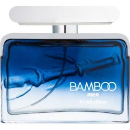 Franck Olivier Bamboo Men woda toaletowa dla mężczyzn 75 ml