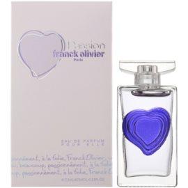 Franck Olivier Franck Olivier Passion Eau de Parfum für Damen 7,5 ml