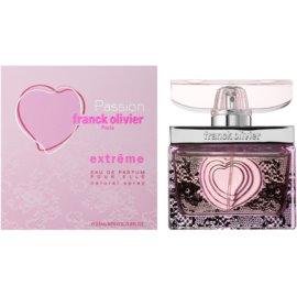 Franck Olivier Passion Extreme парфумована вода для жінок 25 мл