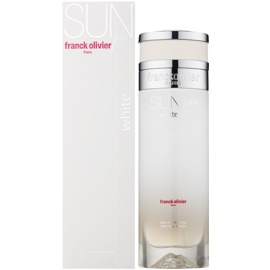 Franck Olivier Sun Java White Women parfumska voda za ženske 75 ml