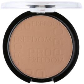 Freedom Bronzed Professional bronzující pudr  15 g