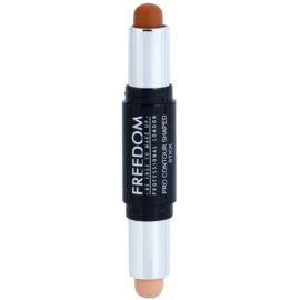 Freedom Pro Contour baton pentru dublu contur culoare 01 Medium 3 g