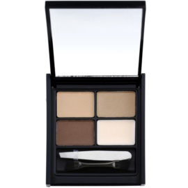 Freedom Pro Eyebrow paleta pro líčení obočí odstín Light-Medium 4 g