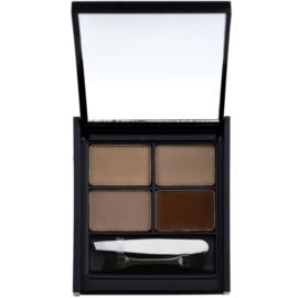Freedom Pro Eyebrow paleta pro líčení obočí odstín Medium-Dark 4 g