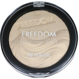 Freedom Pro Highlight rozjasňovač odstín Glow 7,5 g