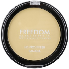 Freedom HD Pro Finish Compacte Poeder  Tint  Banana 4 gr