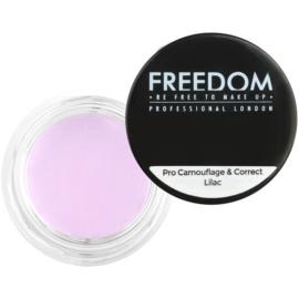 Freedom Pro Camouflage & Correct korektor tmavých kruhů pod očima odstín Lilac 2,5 g