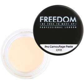 Freedom Pro Camouflage Paste korrektor stift árnyalat CF01